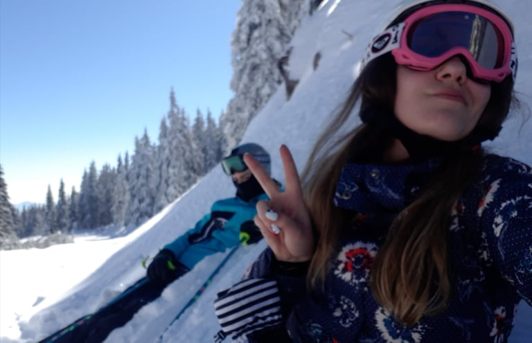 A Weekend in Pamporovo Bulgaria Confessions of an Amateur Off-Piste Skier